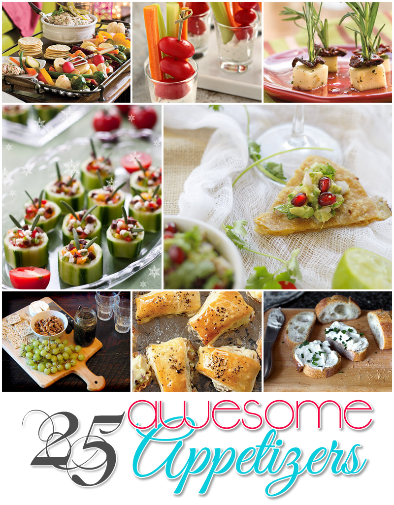 25 Easy Amp Delicious Party Appetizers The Cottage Market
