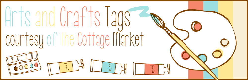 Arts and crafts free printable tags and labels these are for Arts and crafts templates