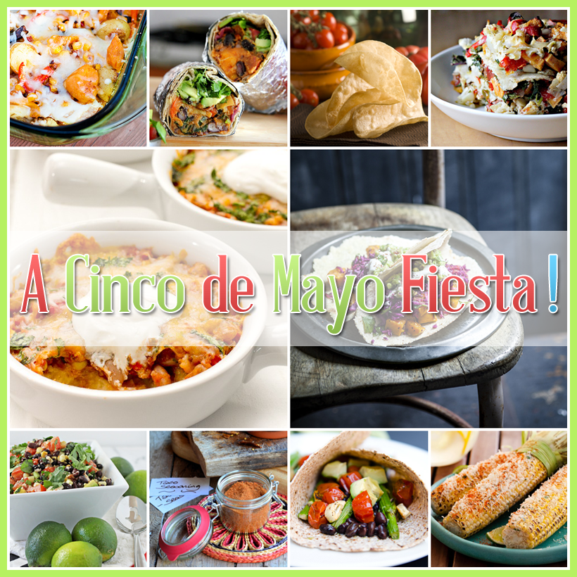 Cinco De Mayo Fabulous Fiesta Foods