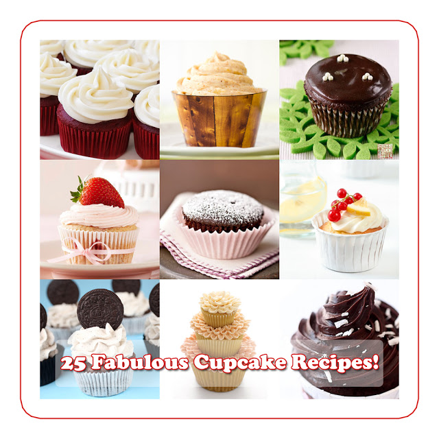 25 Best Cupcake Recipes