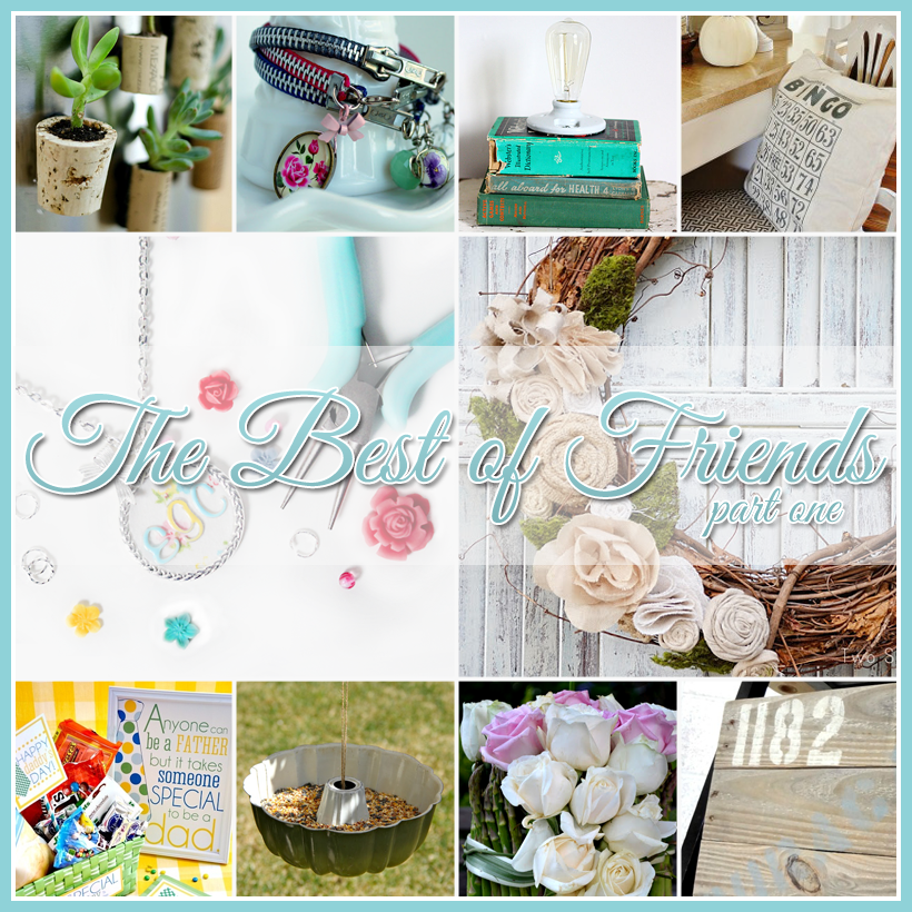 Diy Home Decor Crafts Blog: The Best Of Friends: Home Decor, DIY's Crafts And More