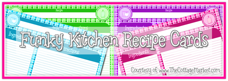 Recipe Cards Free Templates Free Recipe Card Template