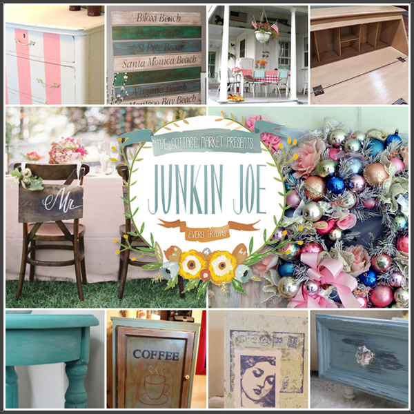 Junkin Joe Linky Party, Features and more! Everyone Welcome