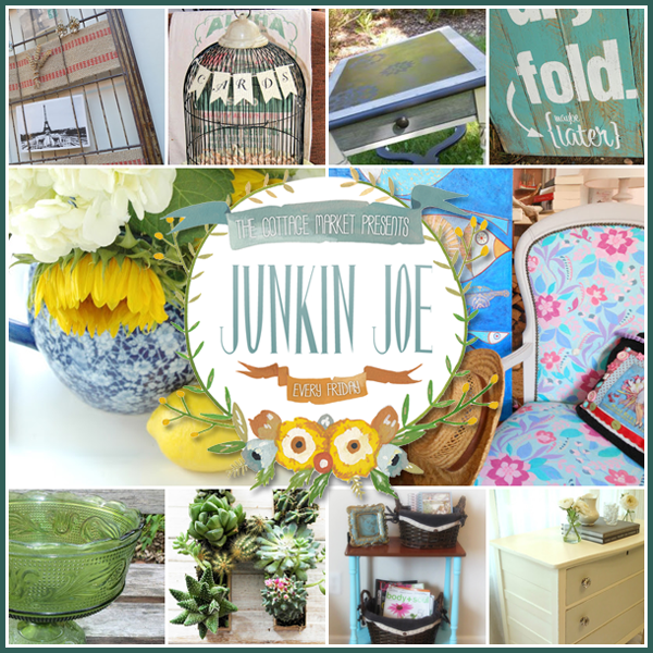 Junkin Joe Finds Features and Linky Party Everyone is Welcome