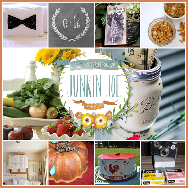 Junkin Joe Upcycled Vintage Features and Party Everyone is welcome!