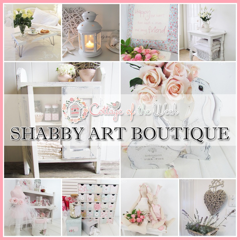 The Cottage of the Week Starring Shabby Art Boutique