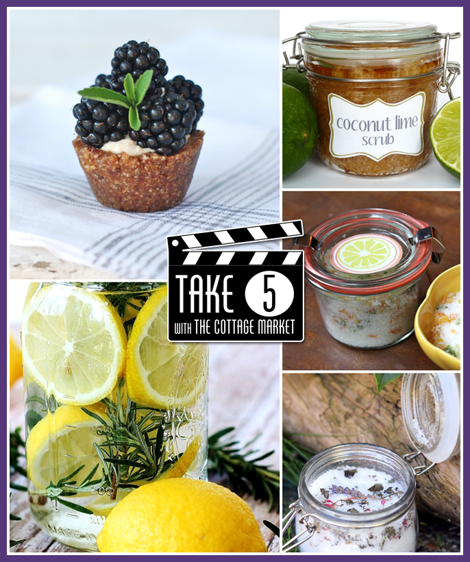 Take 5 Five Fun things to check out today