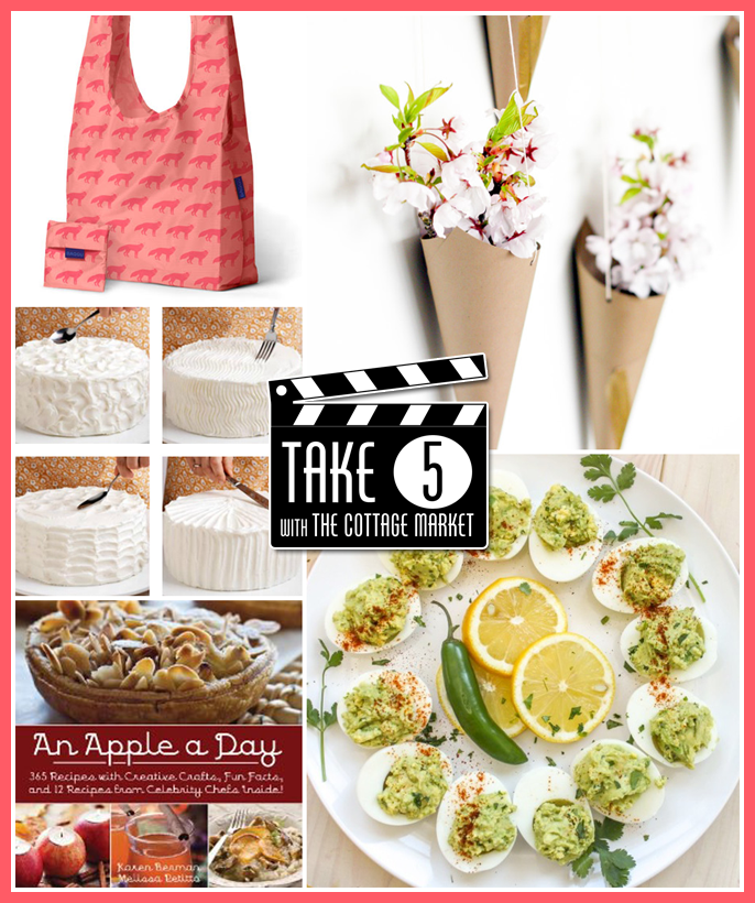 Take 5 Five Cool things you will love