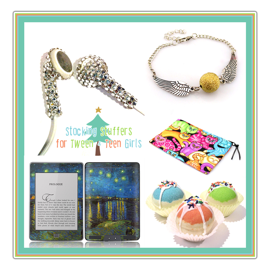 Stocking Stuffers For Tween And Teen Girls With A Handmade