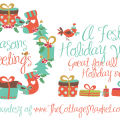 Holiday Digital Wreath Printable …a gift to you!