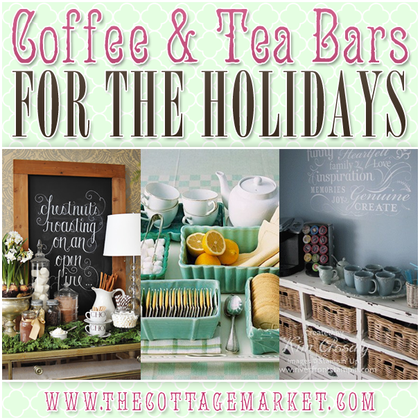Coffee and Tea Bars for the Holidays