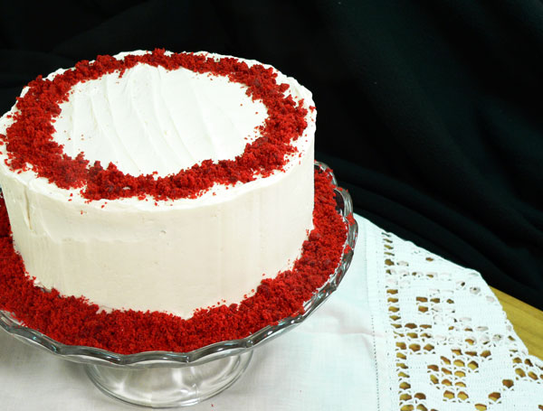 Red Velvet Cake Design Ideas : Red Velvet Desserts A Collection of Cakes, Cupcakes ...