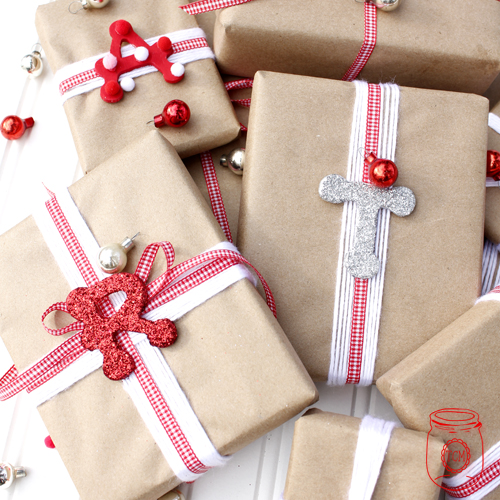 Clever christmas gift wrapping ideas