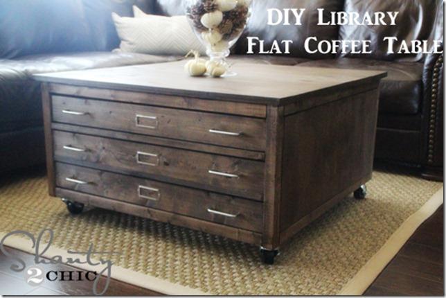DIY Pottery Barn Inspired Coffee Table_thumb