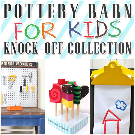 Pottery Barn for Kids Knock-off Collection