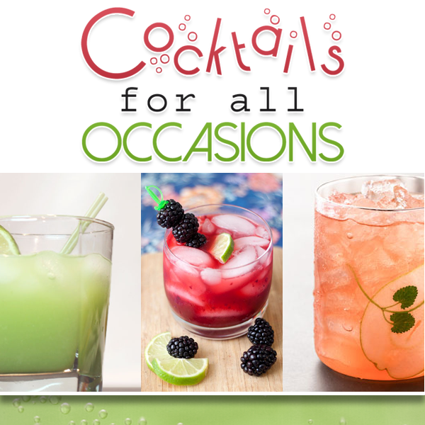 Cocktails for all Ocassions