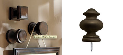 Recreate the popular pottery barn frame holders with this easy project tutorial