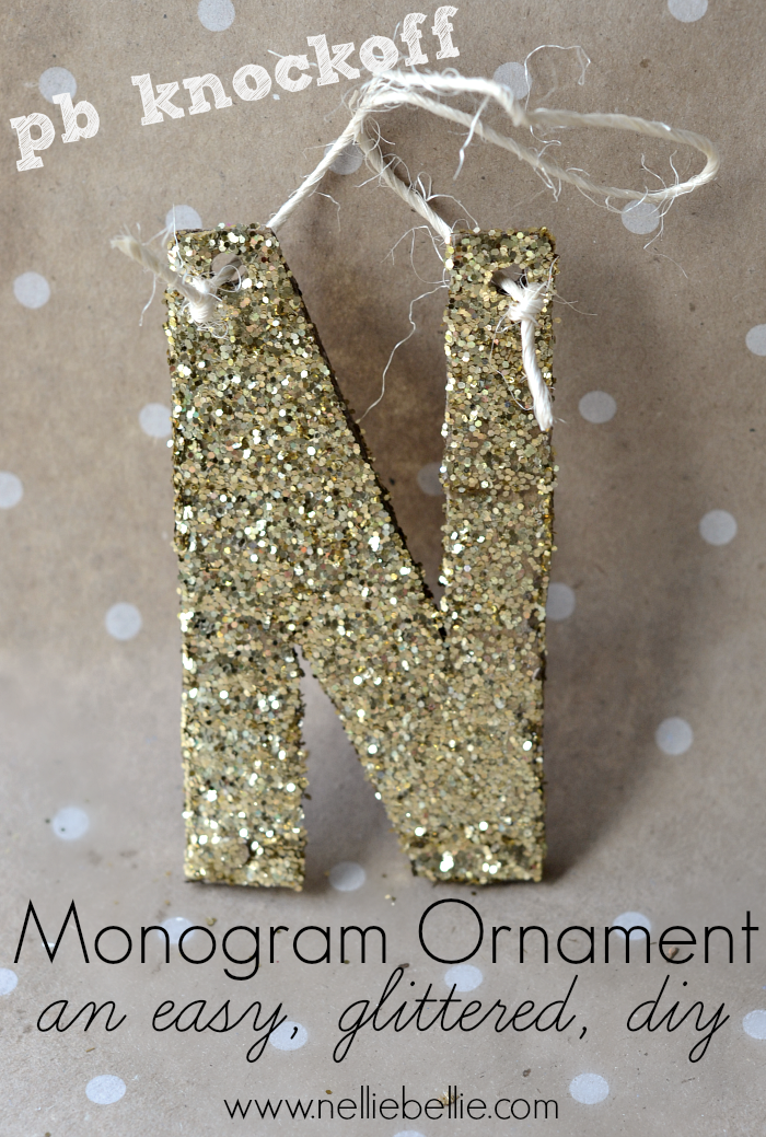 glittered-monogram-ornament