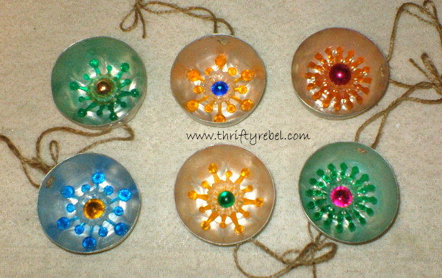 jello mold ornaments