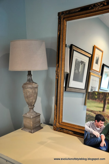 This pottery barn inspired lamp can be yours with this tutorial