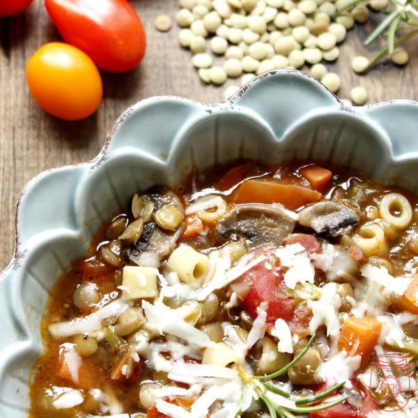 Lively Up Yourself Lentil Soup Recipe — Dishmaps