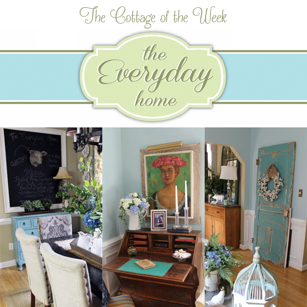 Cottage of the Week Home Tour:  The Everyday Home