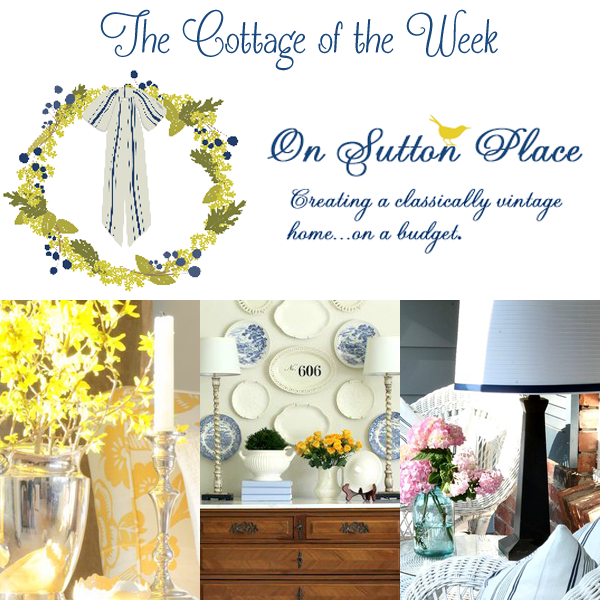 Cottage of the Week Home Tour On Sutton Place