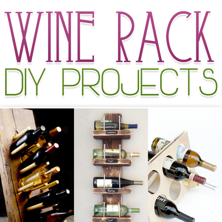 Wine Rack DIY Projects