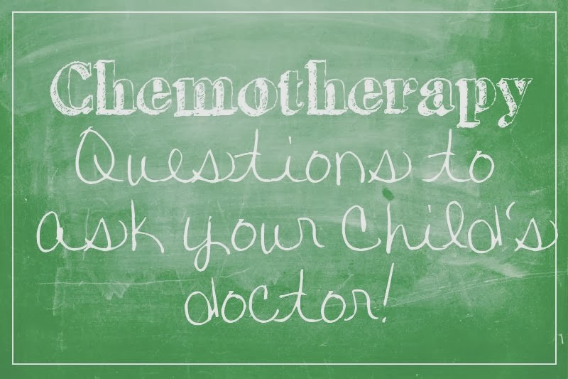 Chemotheraphy What to Ask