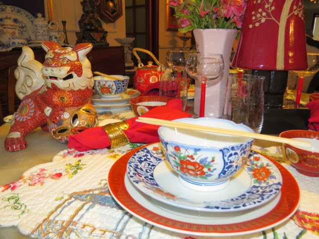 Chinese New Year Tablescape 037