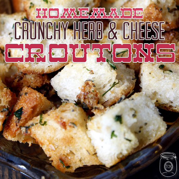 Croutons Crafts
