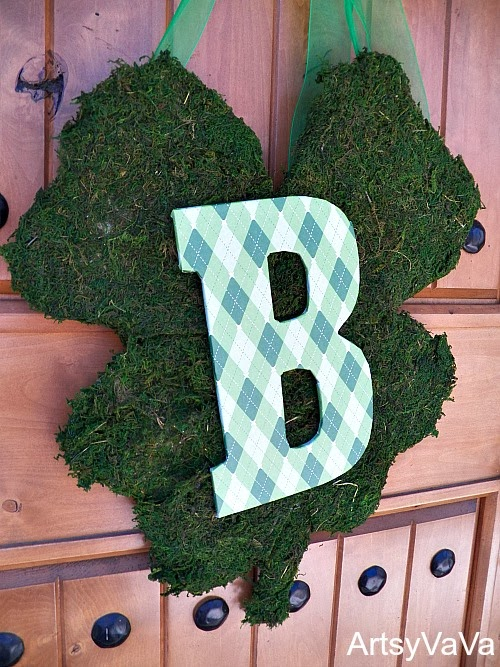 shamrock wreath1P