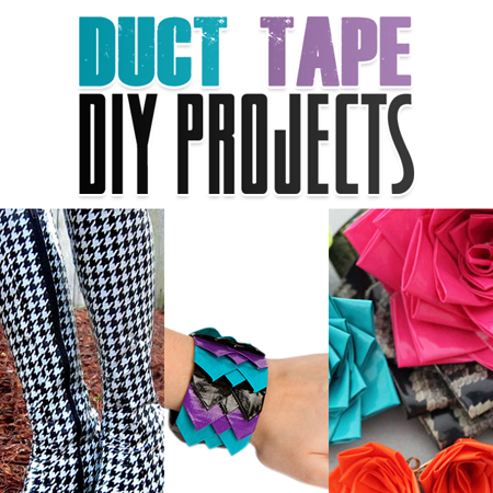 Duct Tape DIY Projects