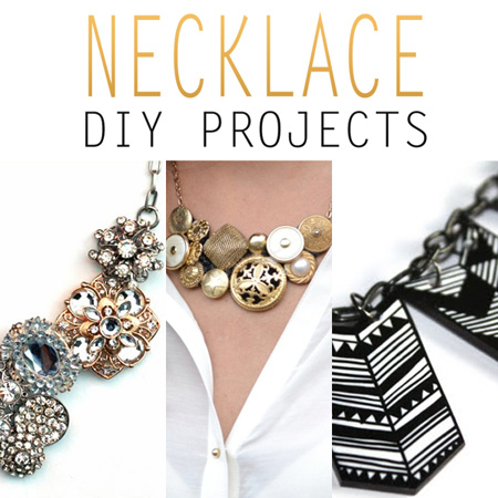 Necklace DIY Projects