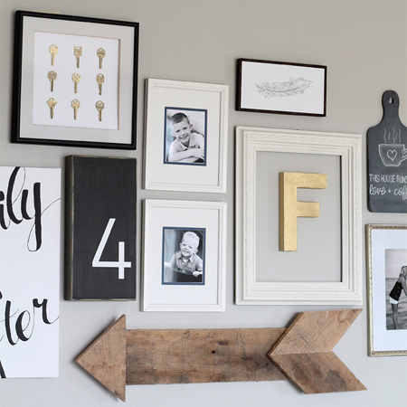 Love Grows Wild...DIY Wood Pallet Arrow