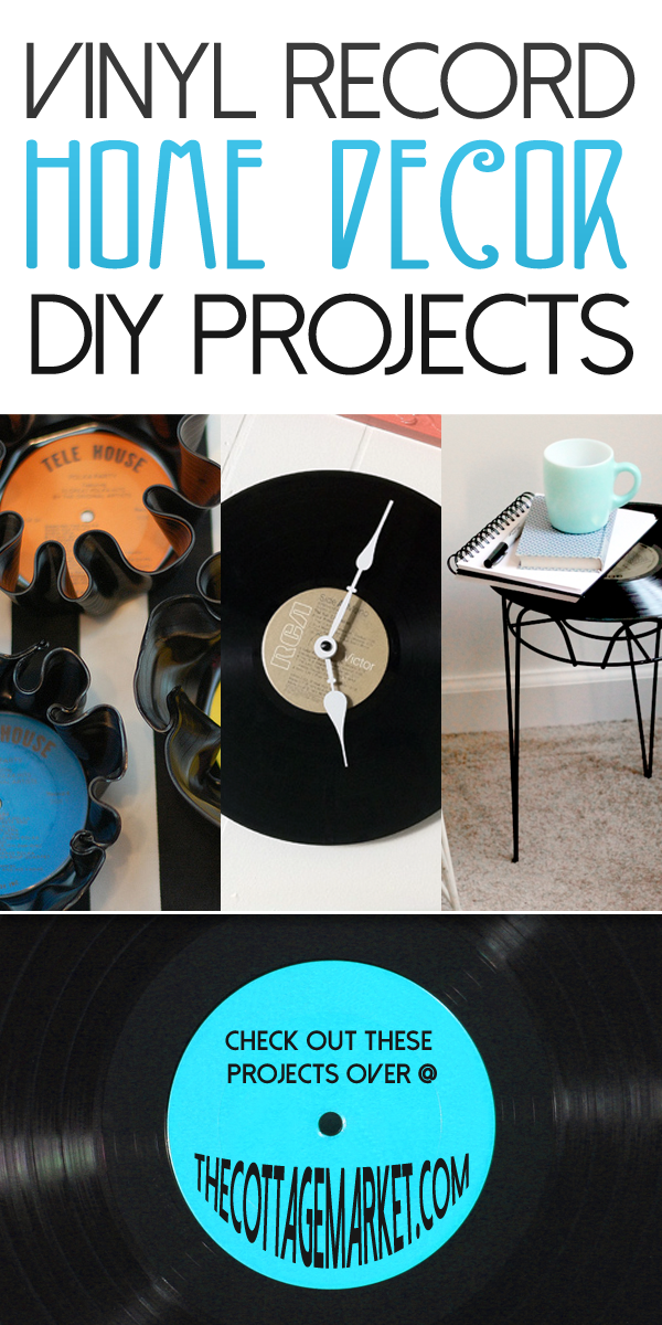 Vinyl Record Home Decor Diy Projects