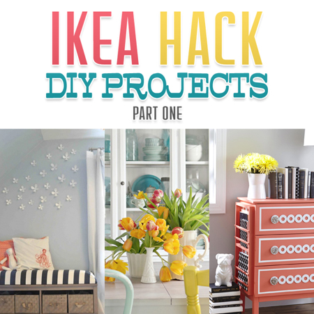 Ikea Hack DIY Projects Part One