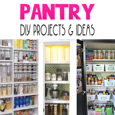 Pantry Diy Projects Amp Ideas The Cottage Market