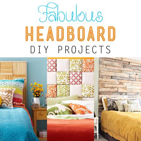 Fabulous Headboard DIY Projects