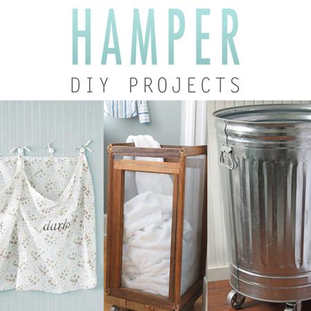 Hamper DIY Projects