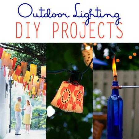Outdoor Lighting DIY Projects