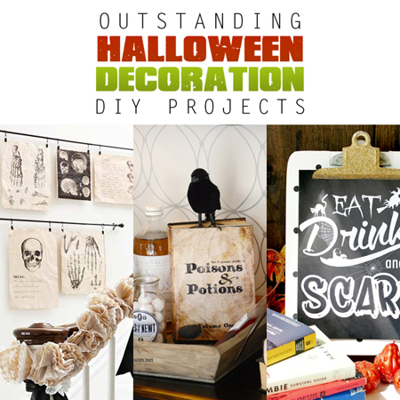 Outstanding Halloween Decoration DIY Projects