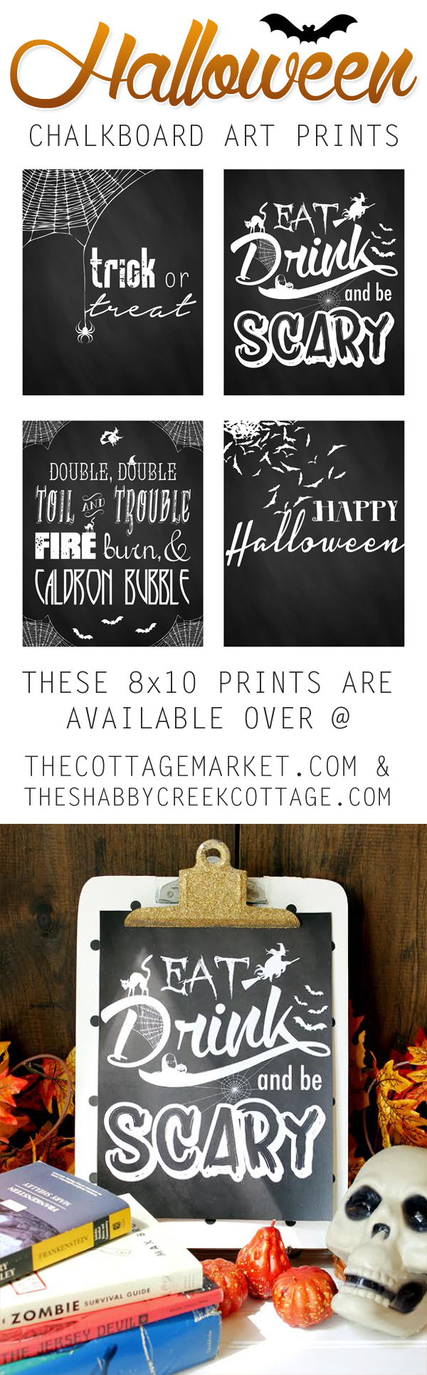 TCM&TSCC-HalloweenChalkboardPrintables-Tower-2