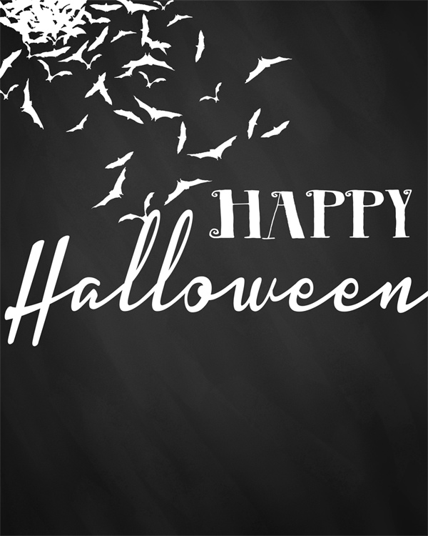 printable halloween art