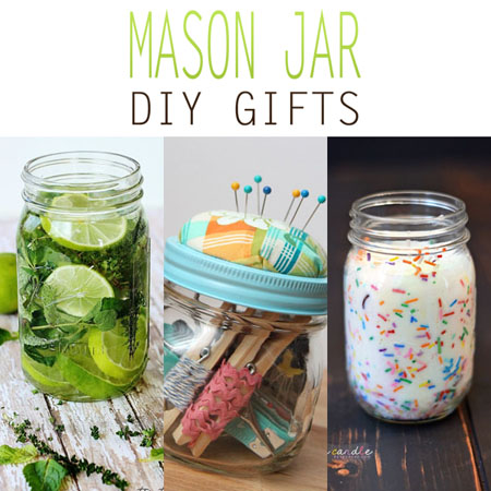 Mason Jar Diy Gifts