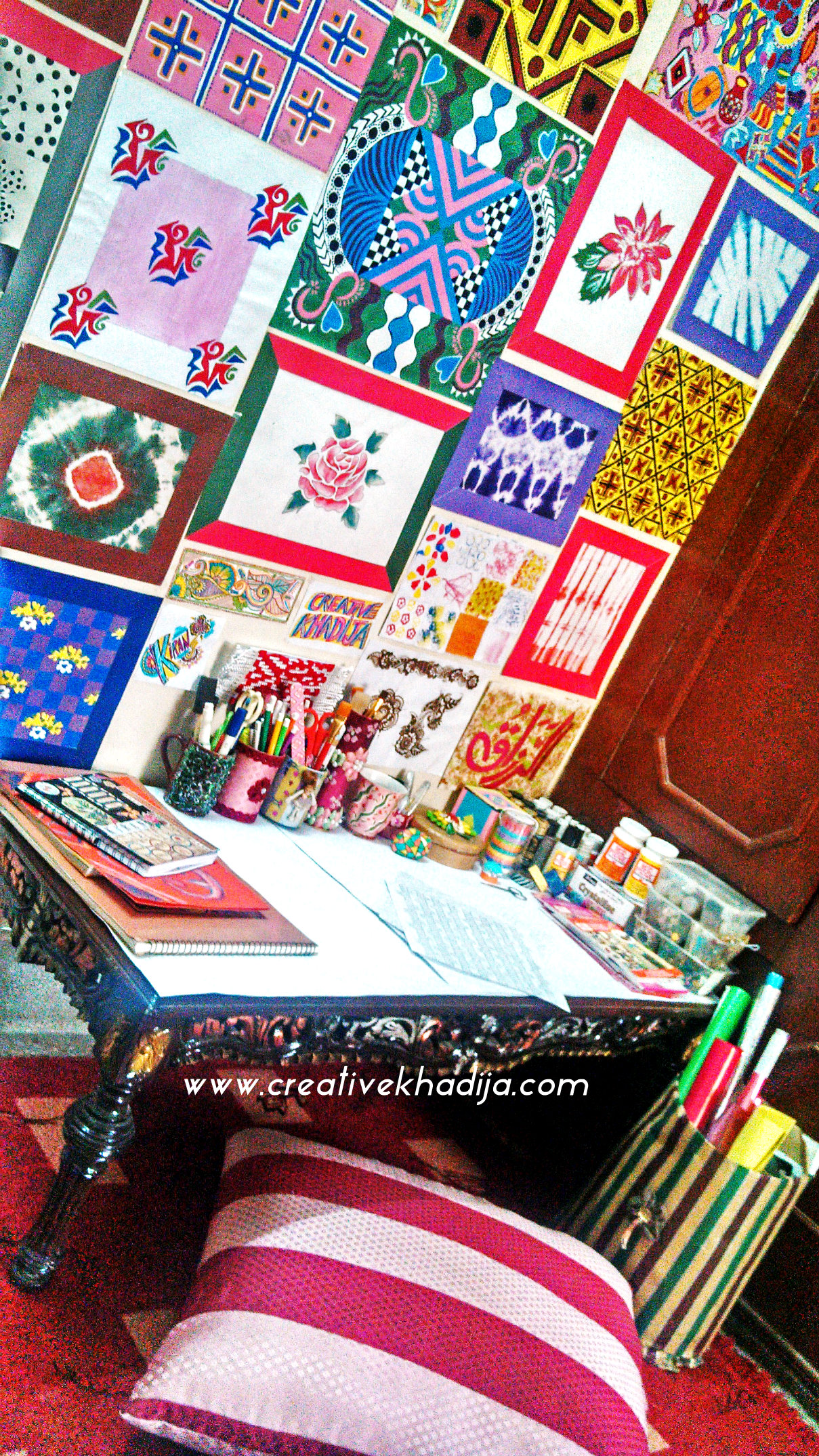 creativekhadija-craftroom-craft-space