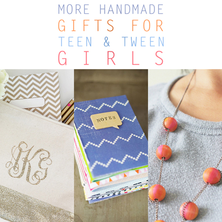 More Handmade Gifts For Teen And Tween Girls The Cottage Market