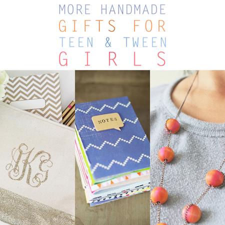 More handmade gifts for teen and tween girls the cottage market more handmade gifts for teen and tween girls solutioingenieria Gallery