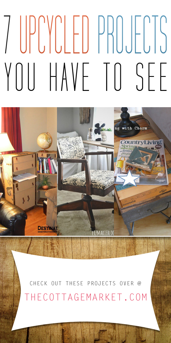 7 diy upcycled home decor projects you have to see the