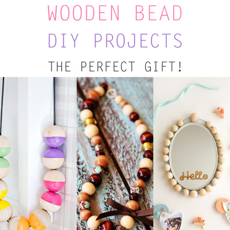 Wooden Bead Diy Projects The Cottage Market